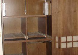 Beépített bútorok, Gardrób