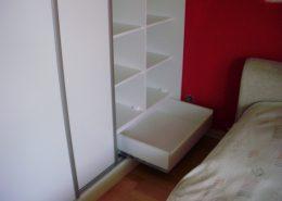 Beépített bútorok, Gardrób (92)