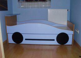 Gyermek-ágy-világos-kék-bútorlapbó
